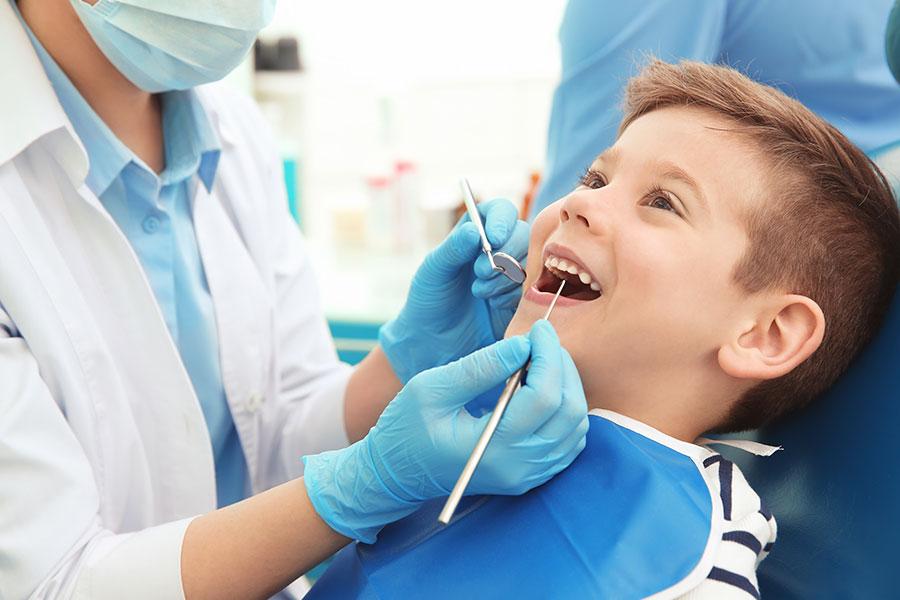 Ortodonti Çocuk